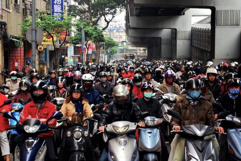 Street Life asiatico