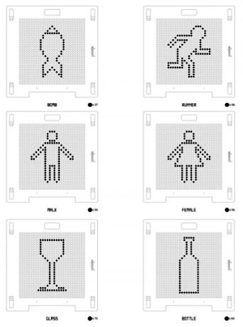 Flashboard Puzzle Design