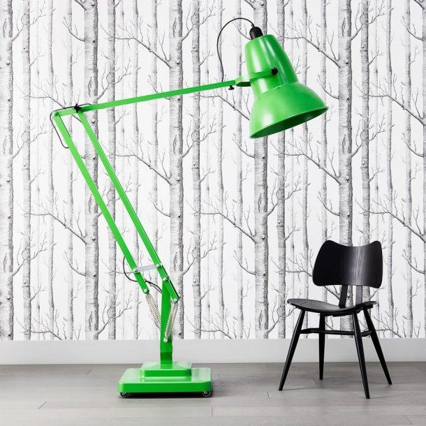 Anglepoise lamp