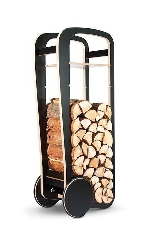 trolley per legna
