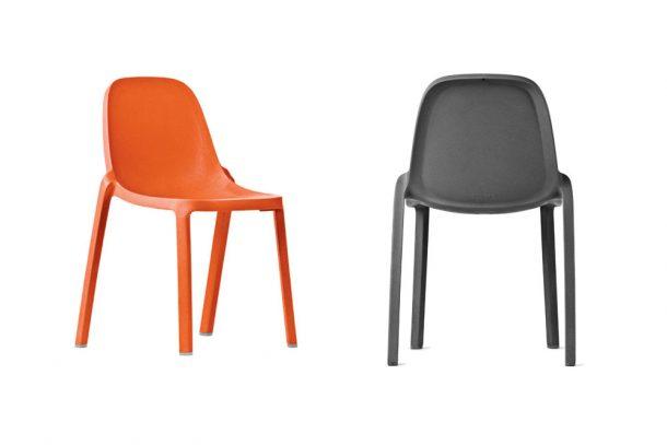 Broom chair di Philippe Starck per Emeco