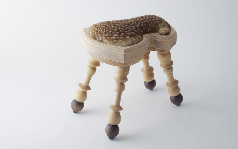 Bambi chair. Design, Kamina C