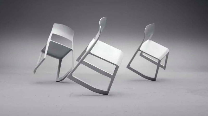 Vinci 5 sedie di vitra design street for Sedie design vitra
