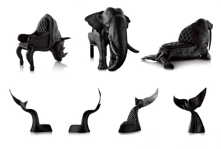 Animal Chair by Maximo Riera-3