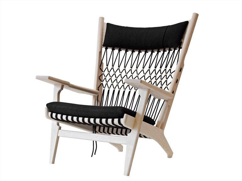 web chair by Hans Wegner