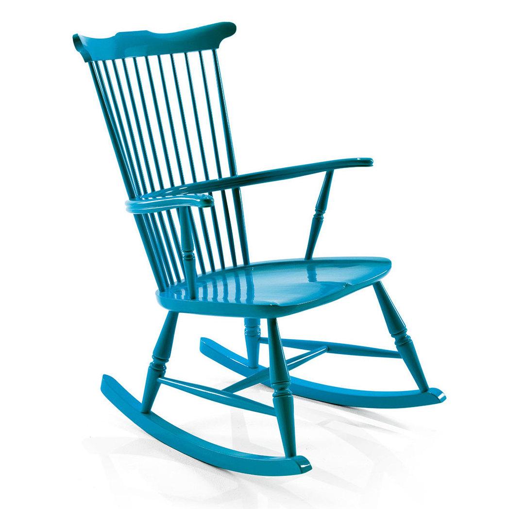 Le sedie a dondolo di design pi famose di tutti i tempi for Sedie a dondolo