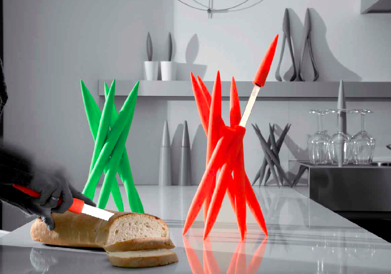 Colore in cucina | DESIGN STREET
