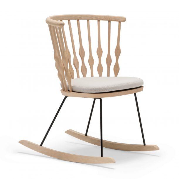Sedie a dondolo di design: Andreu World