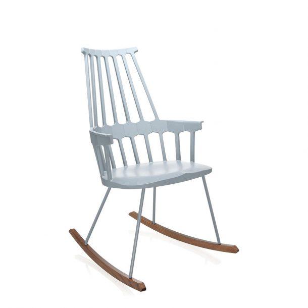 Sedie a dondolo di design: Kartell