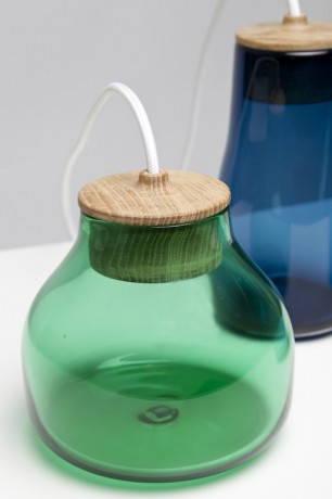 Light Jars, i vasi luminosi