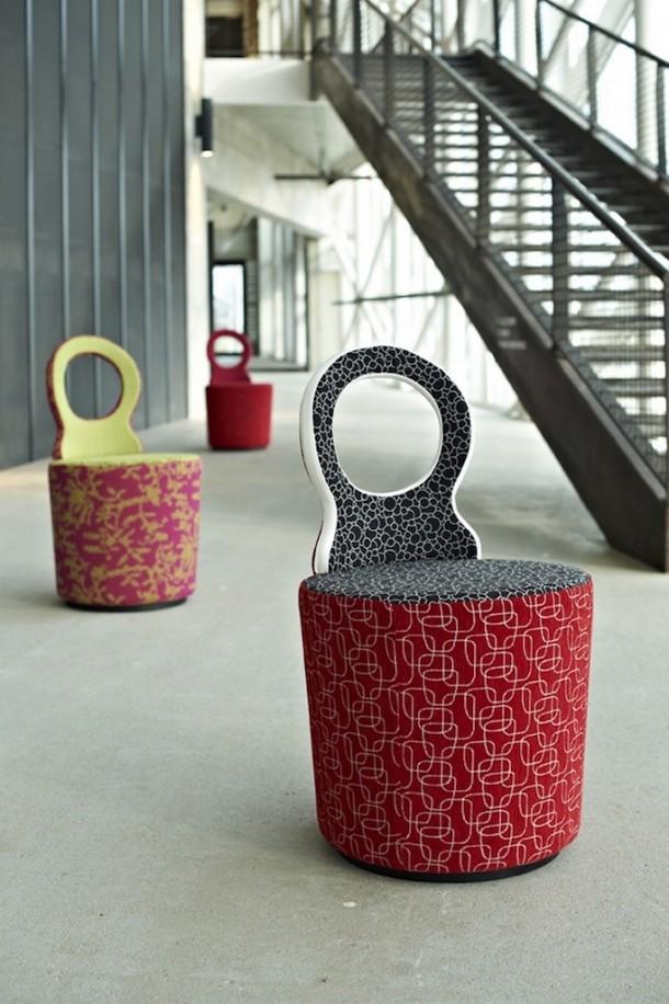 pouf Eye by Johanson Design