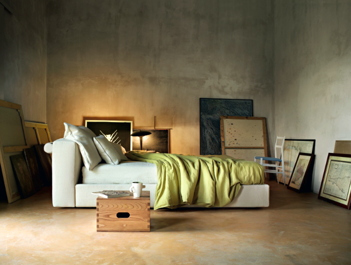 Lissoni dordoni starck tre nuovi letti di cassina design street - Tecniche di seduzione a letto ...