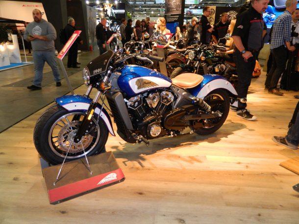 Eicma 2017. Salone della moto di Milano