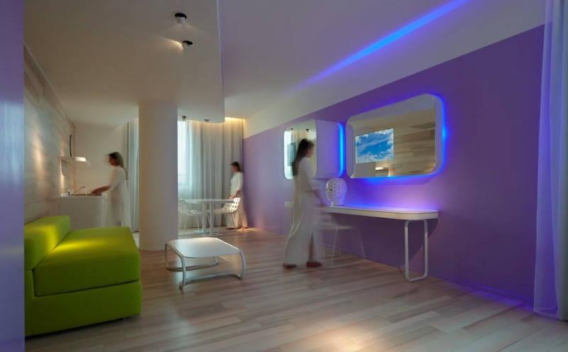Il nuovo barcel hotel di milano design street for Hotel nuovo milano