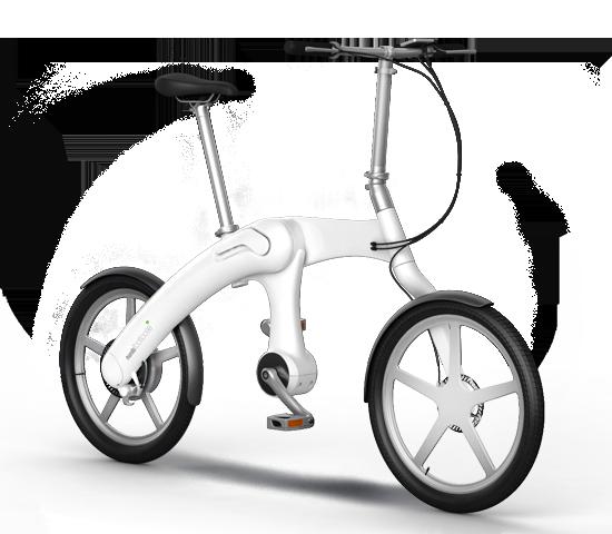 Footloose urban bike