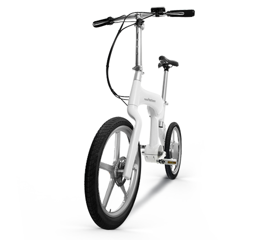 Footloose urban bike
