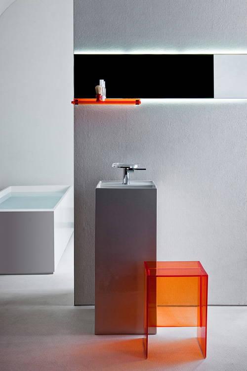 Nasce il bagno kartell laufen design street - Kartell accessori bagno ...