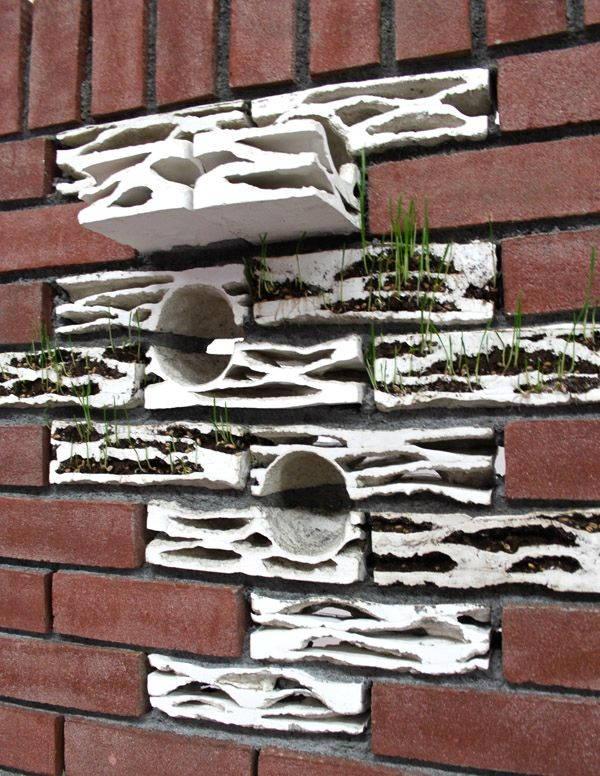 Il progetto Brick Biotope