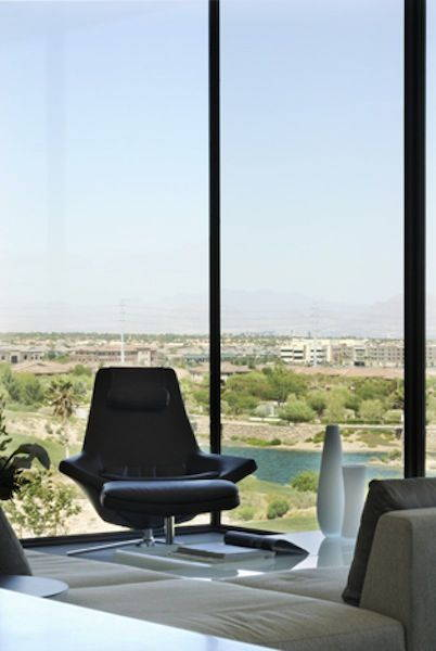 Una villa nel deserto di Las Vegas