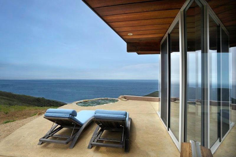 Villa a Big Sur