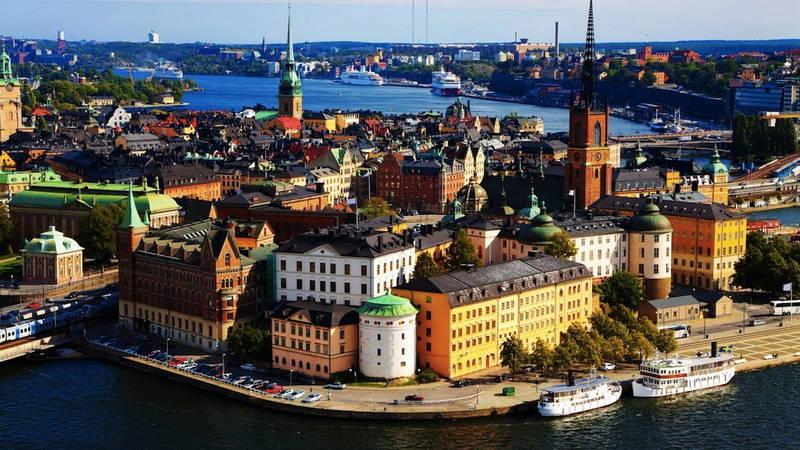 Primo premio: 6 viaggi in Svezia fra natura e design