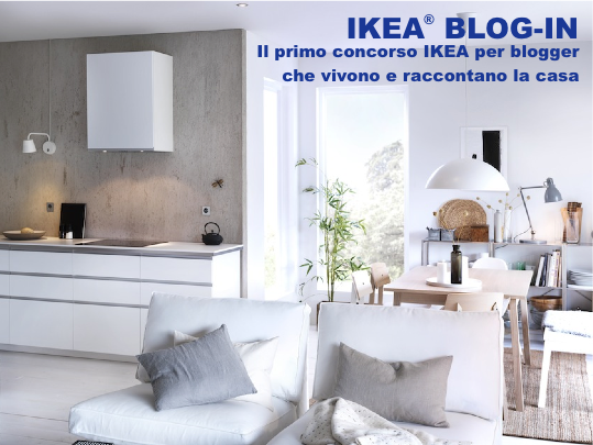 Ikea blog-in
