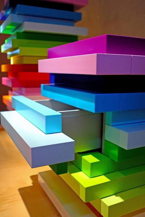 i contenitori mille feuille design street. Black Bedroom Furniture Sets. Home Design Ideas