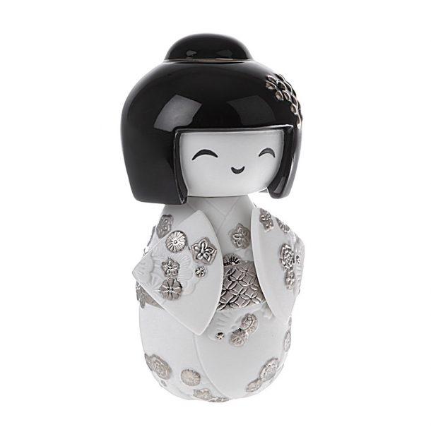 Bambole Kokeshi di Lladrò
