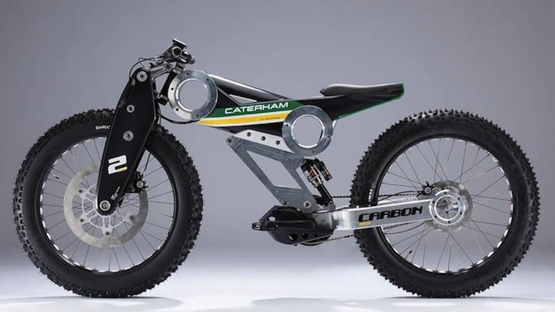 Caterham Carbon E-Bike
