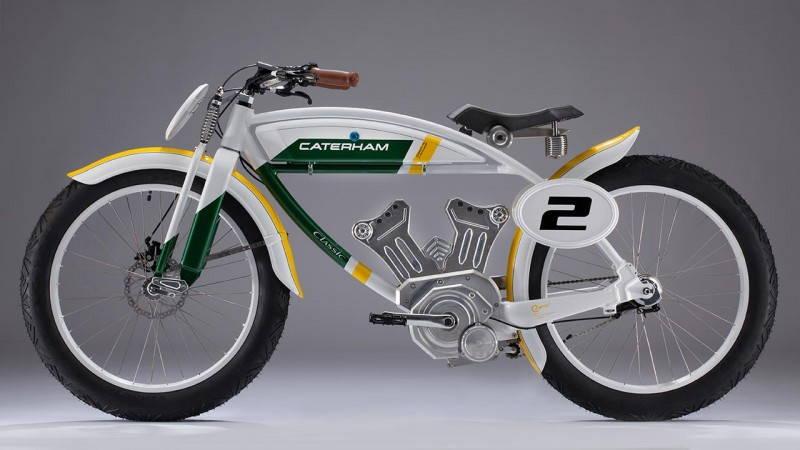 CaterhamClassic E-Bike