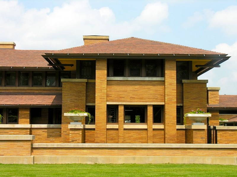 Frank Lloyd Wright tour a Chicago e dintorni