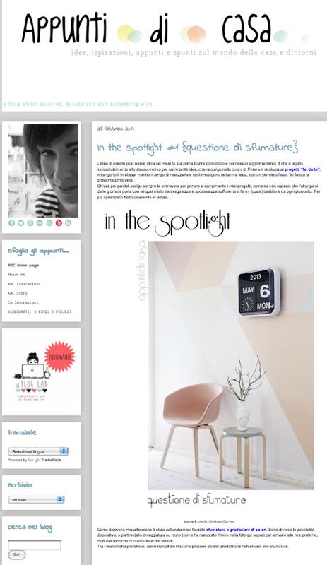 Ikea blog in la parola ai vincitori design street - Appunti di casa ...