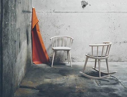 Sedie Stile Windsor : La cara vecchia sedia windsor in chiave contemporanea design street