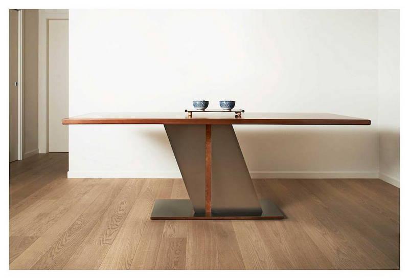 Il tavolo Piuma: rigore giapponese  DESIGN STREET