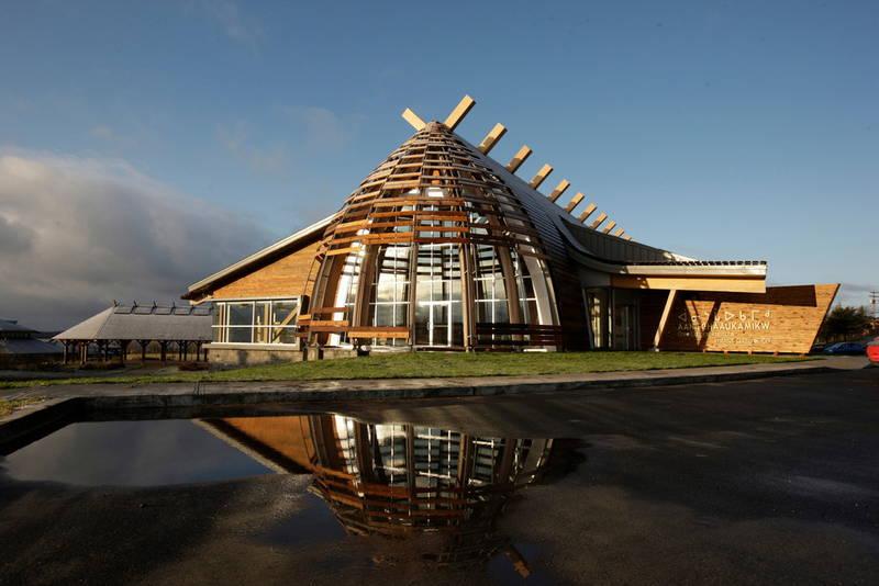 In Canada, un museo dedicato al popolo Cree