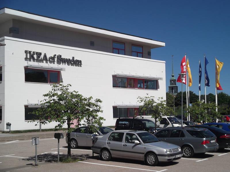 Ufficio Legale Ikea : Il quartier generale ikea in svezia una bella storia di design