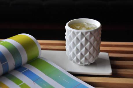 Peels, ceramic bowls from Taiwan