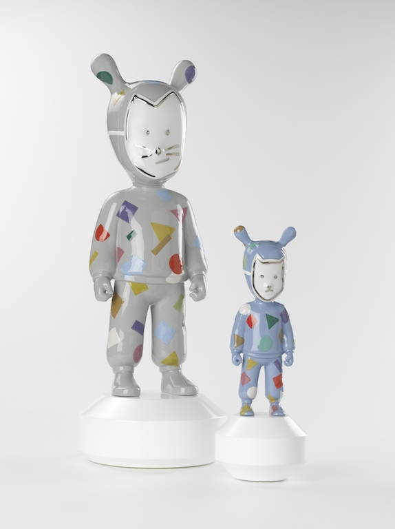 LLADRO GUEST-Big and small