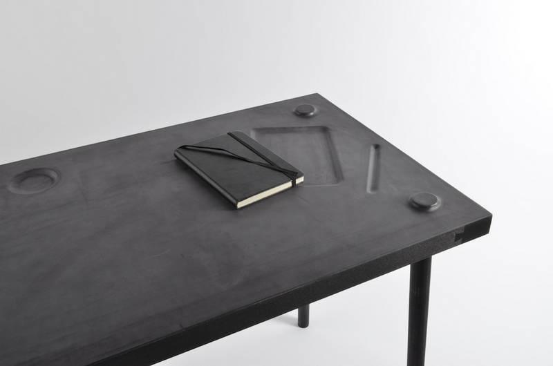 Due scrivanie di design svedese con il top a sorpresa design street