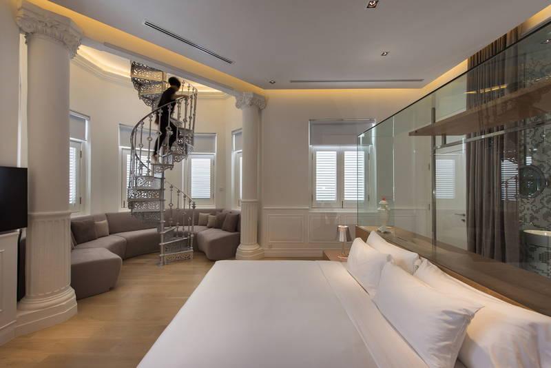 UN DESIGN HOTEL IN MALESIA
