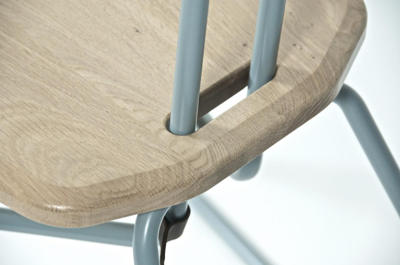 Airo chair: la sedia pieghevole a incastro