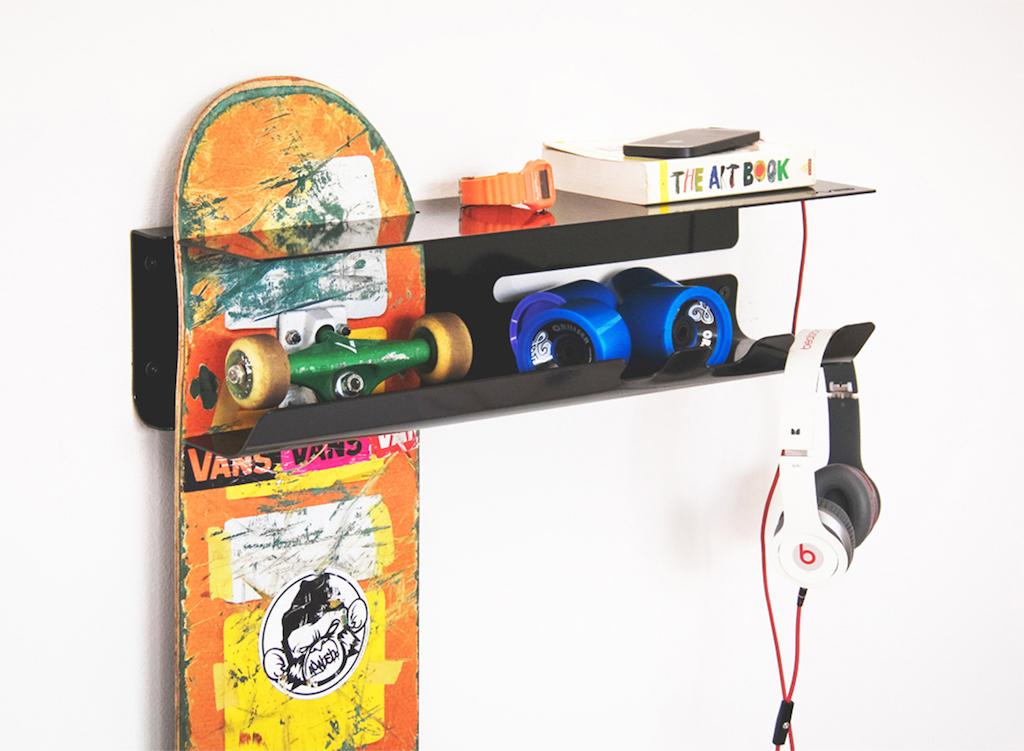 Quando Il Camino Diventa Elemento Di Design : Quando lo skateboard diventa elemento d arredo design street
