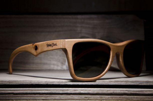 occhiali in legno Wood Stock