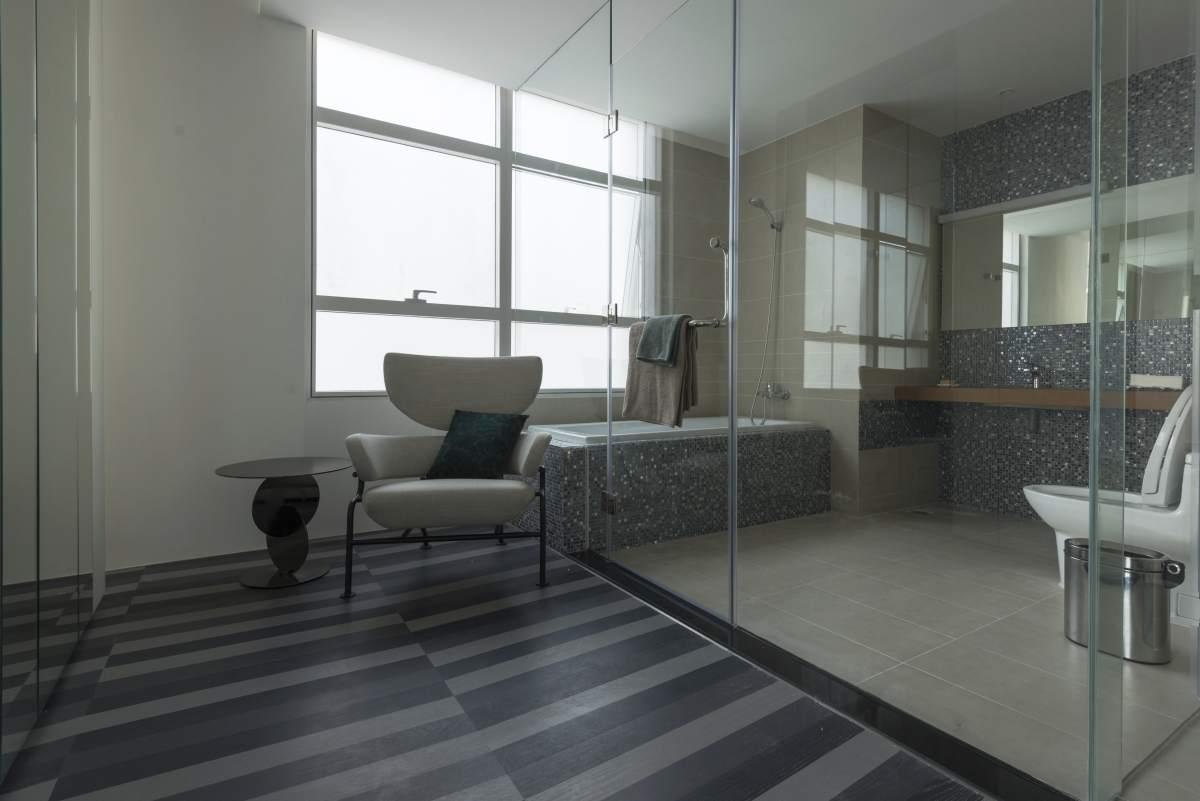 Il nuovo appartamento lago a saigon design street for Appartamento lago milano