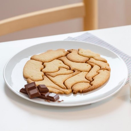 Cookie Puzzle Animals