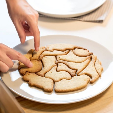 Cookie Puzzle Animals