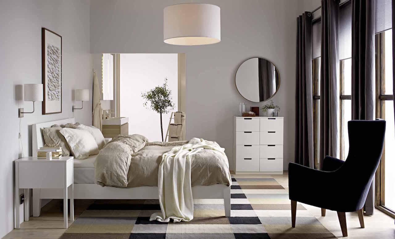 Il buongiorno si vede dal letto design street - Ikea cassettiere camera da letto ...