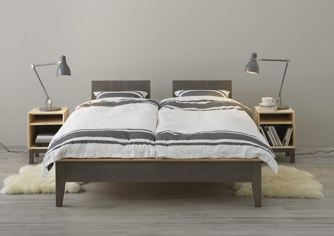 Il buongiorno si vede dal letto design street - Ikea planner camera letto ...