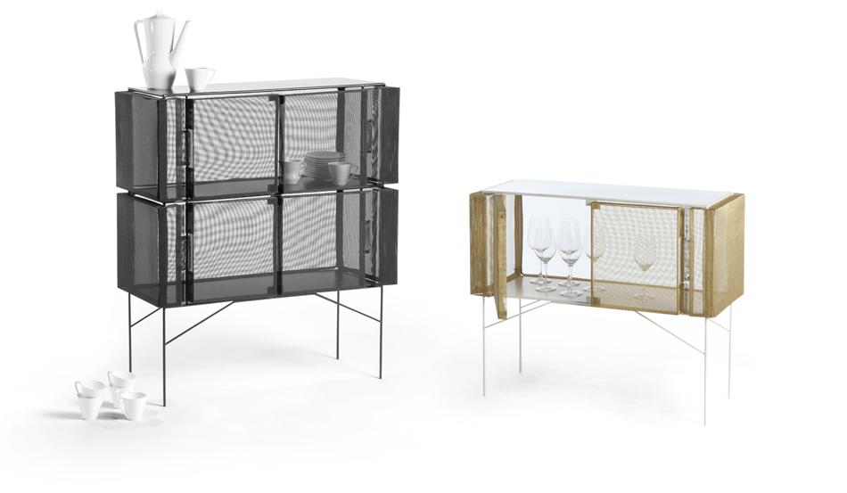 Miele Harde: hybrid cabinet