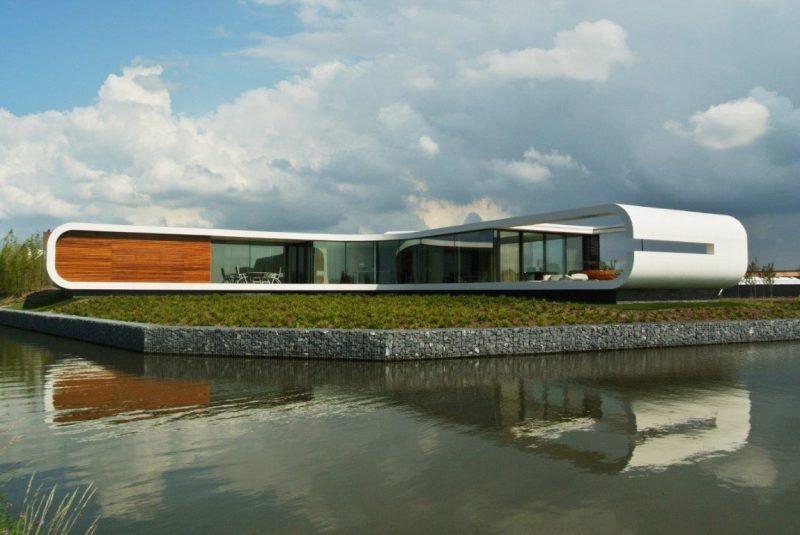 Corian Villa in New Water, Westland